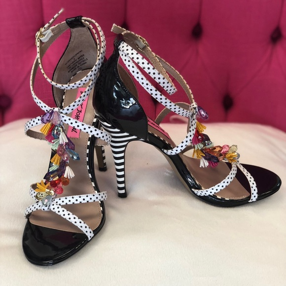 b6501c5a88d Clarice Heels by Betsey Johnson